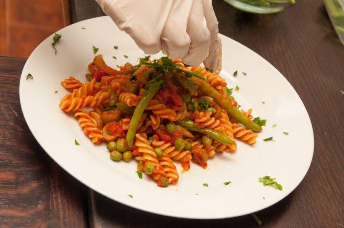 paste integrale cu legume