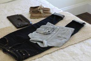 haine pe pat